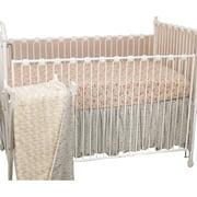 Cotton Tale Designs Tea Party 3 Piece Crib Bedding Set