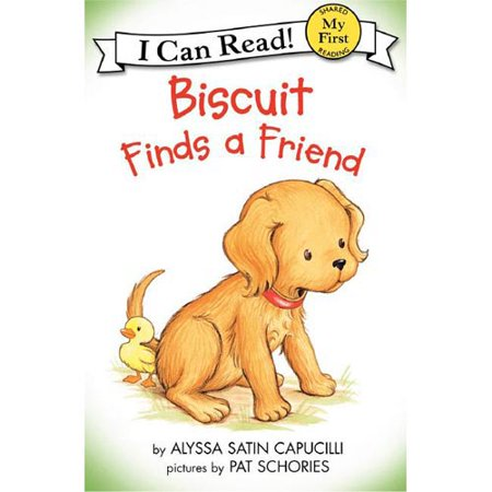 Image of Biscuit Finds a Friend (My First I Can Read)