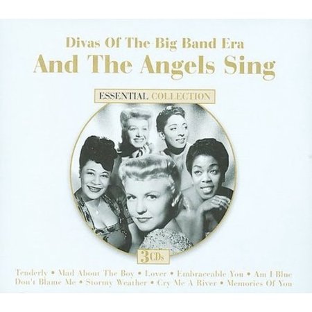 AND THE ANGELS SING: DIVAS OF THE BIG BAND ERA [BOX]