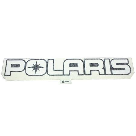 Polaris 7180049 White Decal 2014-2019 4 for RZR General