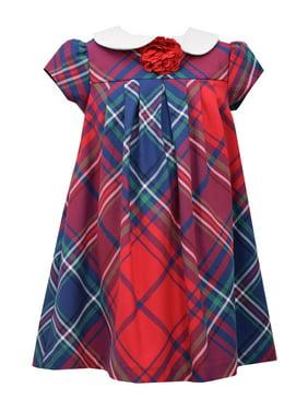 7260186d4a Product Image Bonnie Jean Little Girls Plaid Float Dress 2T 2T