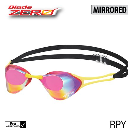 VIEW Swimming Gear V-127 Blade Zero Mirrored Racing