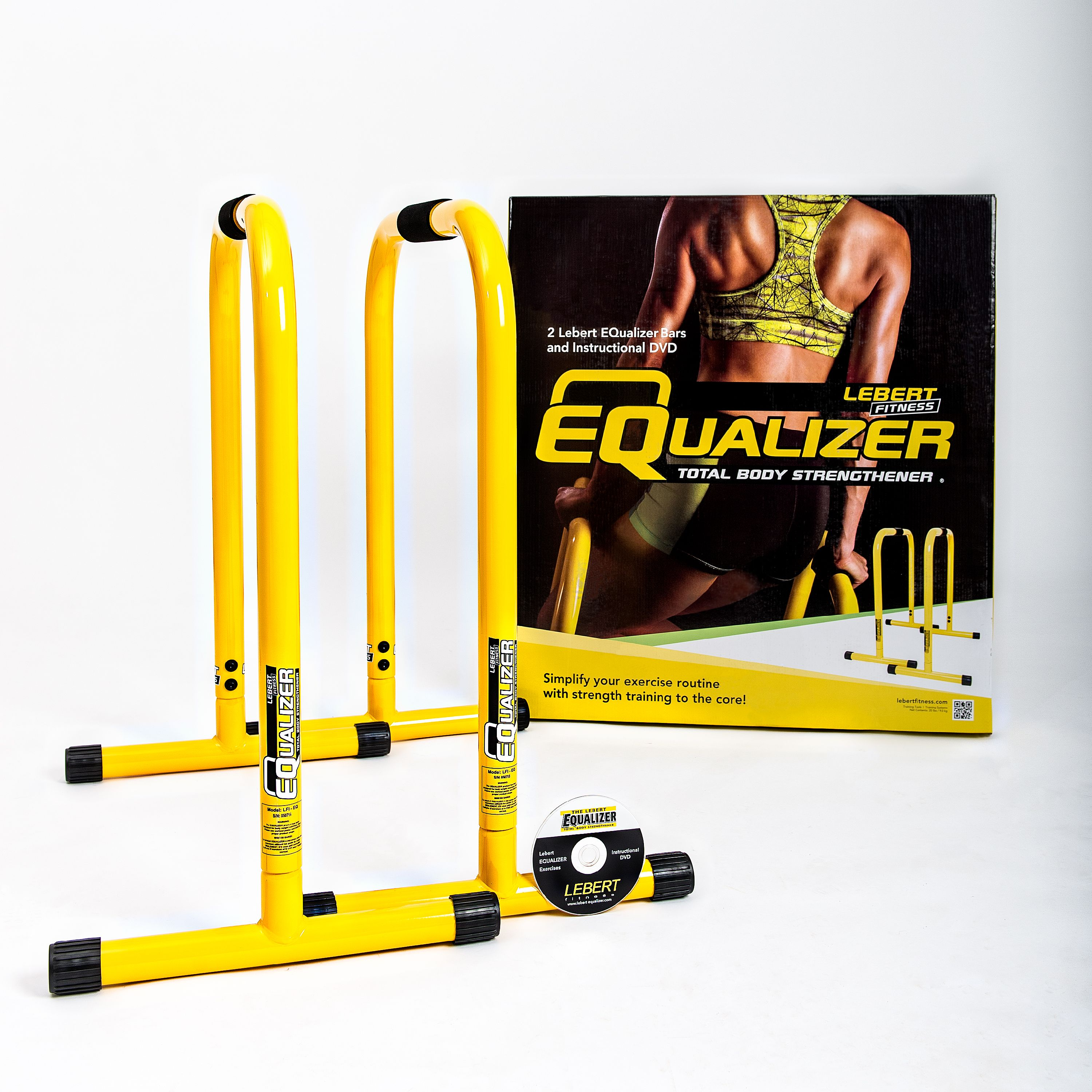 Lebert Fitness EQualizer® - Yellow