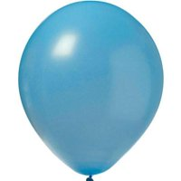 "BalsaCircle 25 pcs 12"" tall Metallic Latex Balloons - Wedding Event Graduation Party Decorations Supplies"