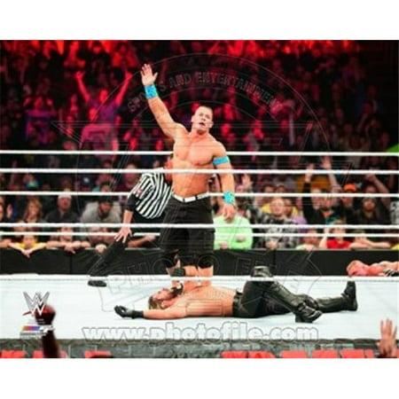 Posterazzi PFSAARW02101 John Cena 2015 Action Sports Photo - 10 x 8 in.
