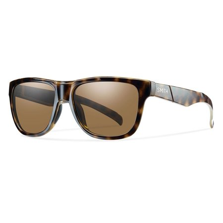 Smith Lowdown Slim Sunglasses 53 Tortoise (Smith Mountain New Tortoise Shell)
