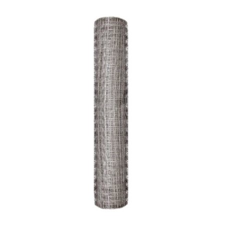 Plastic Net - Origin Point 312450 50-Foot x 24-Inch Gray Plastic Poultry Netting With 1-Inch Openings