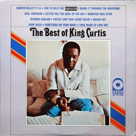 Best Of King Curtis (Vinyl)