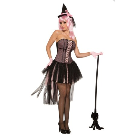 Womens Pin Up Witch Halloween Costume - Pin Up Clothing Halloween