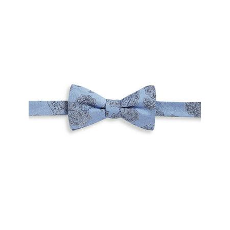 Paisley Silk Bow Tie -