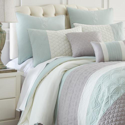 Amrapur Overseas Inc. Palisades 8 Piece Polyester Comforter Set