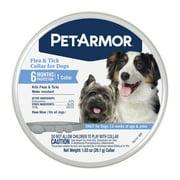 Best Flea Collars For Dogs - PetArmor Flea & Tick Collar for Dogs, 6 Review
