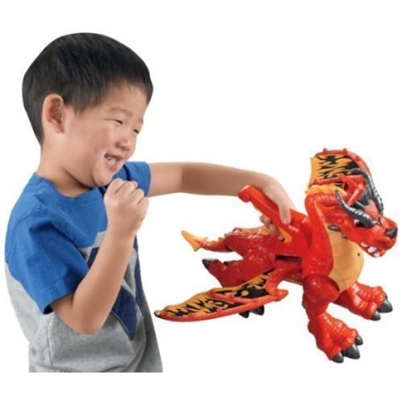 - Fisher-Price Imaginext Eagle Talon Castle Dragon