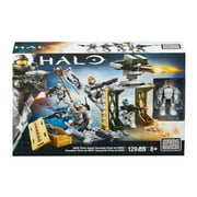 Mega Bloks Halo UNSC Victor Squad with 4-Micro Action Figures