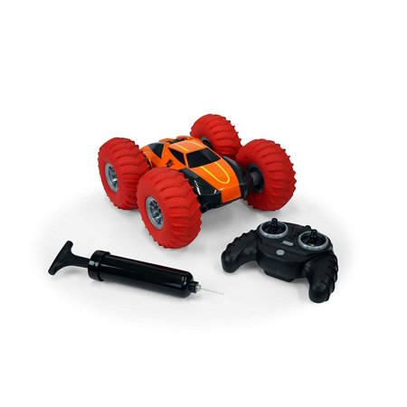 10 Radio Remote Control (Taylor Toy Tough N' Tumble Terrain Tamer - Remote Control Car - RC Car with 10