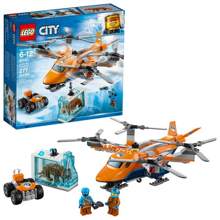 LEGO City Arctic Expedition Arctic Air Transport (Best Lego Ever Built)