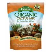 Espoma Organic Cactus Mix (4qt)