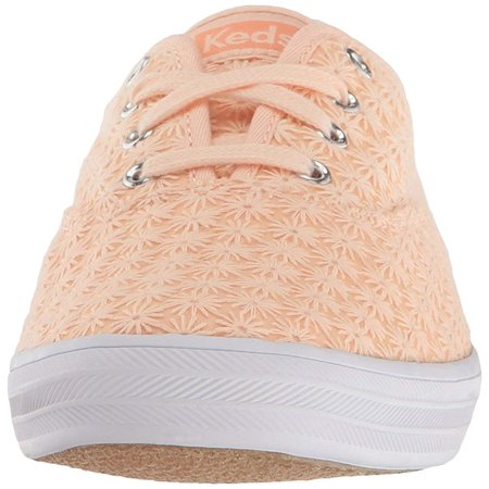 f97a8c04cc9 Keds Womens Champion mini daisy Low Top Lace Up Fashion - image 1 of 2 ...