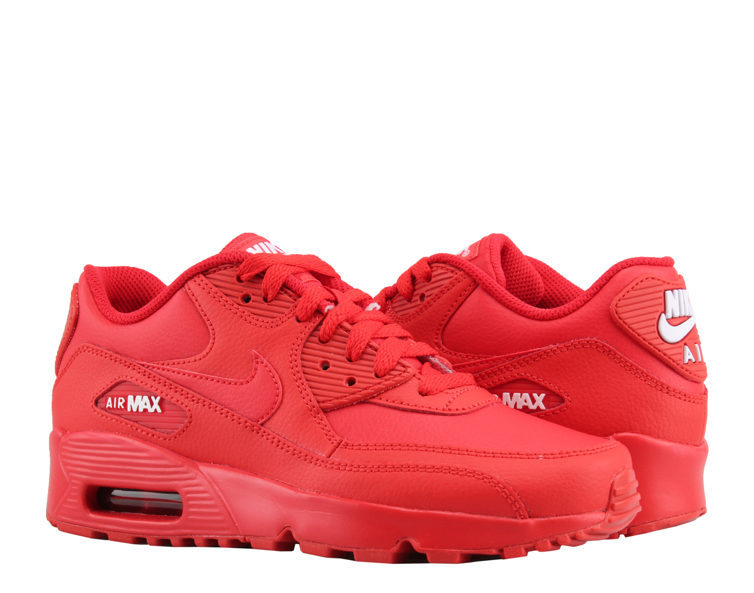 Nike Air Max 90 LTR GS University Red