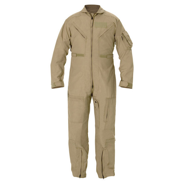 Propper CWU 27 P Flame Resistant NOMEX Military Coveralls Flight Suit by Propper