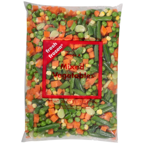 Fresh Frozen Mixed Vegetables, 28 oz