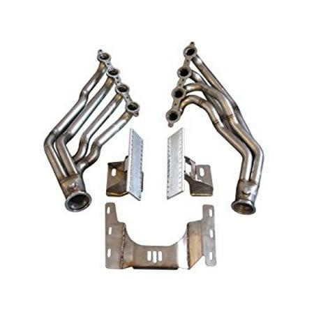 Ls1 Engine Mounts (LS1 Engine + T56 Transmission Mounts + Headers Swap Kit For 91-99 BMW E36 )