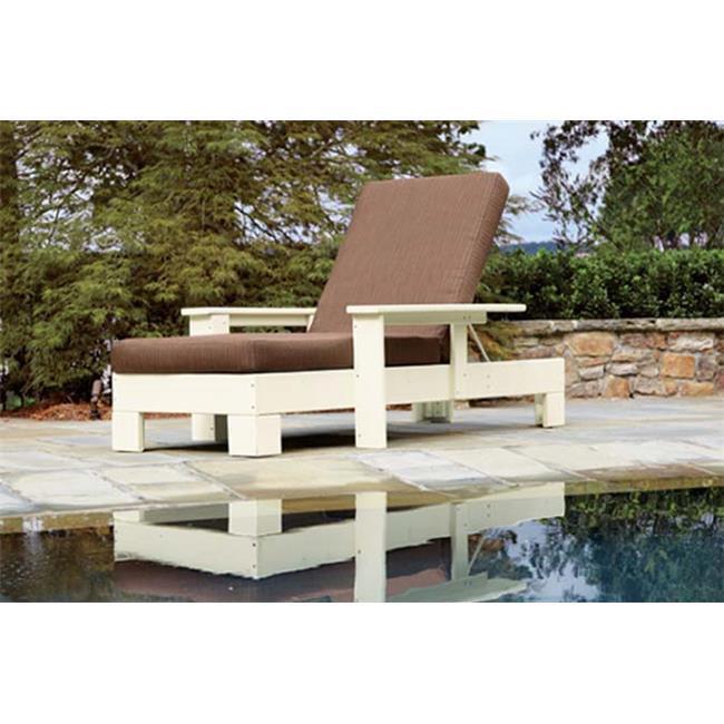 Uwharrie Chair CHCH-00B Chat Chaise Lounge Cushion - Grade B