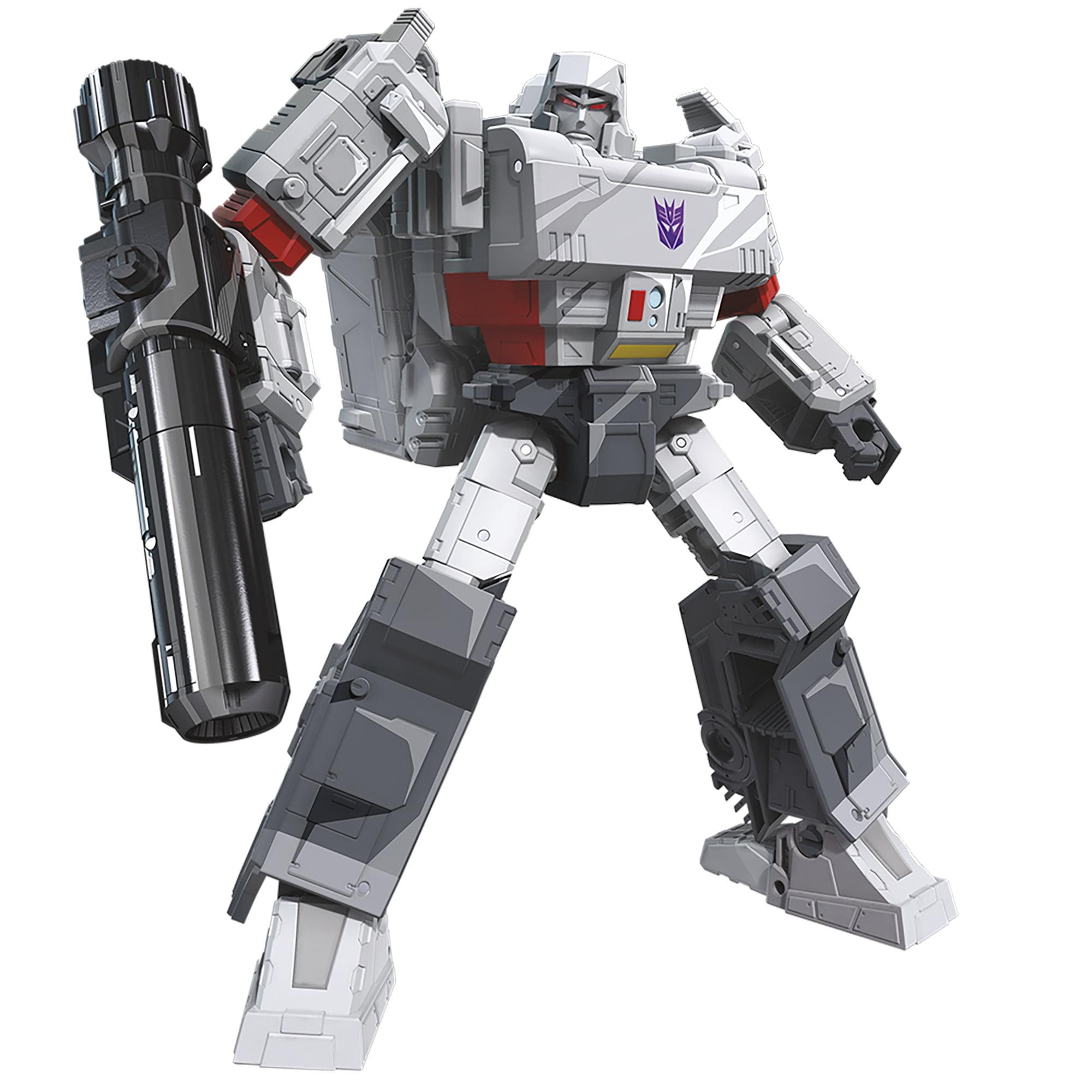 Hasbro Transformers Voyager Classic Megatron Figure