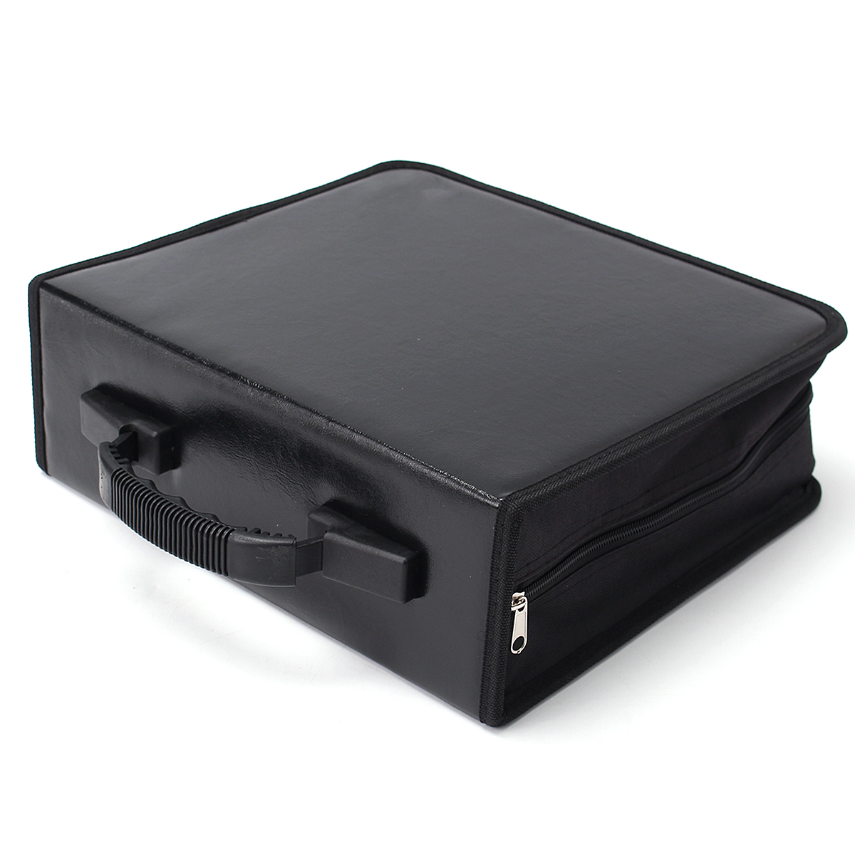 240 Disc CD DVD Album Storage Bag Organizer Holder Wallet Media Video Case US