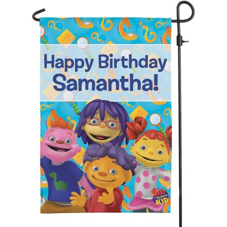 Personalized Sid The Science Kid Happy Birthday - Science Birthday