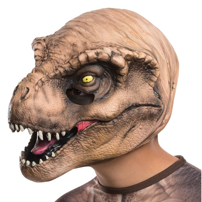 Morris Costumes RU36609 T Rex 3 by 4 Child Mask