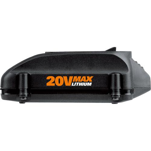 WORX 20-Volt 1.5-Ah Li-Ion Battery