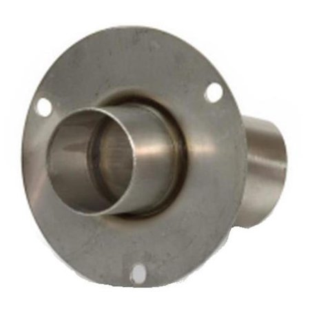 Base Inserts (Pro Circuit PC4012-0011 2007 Stainless Insert - 1 1/8in. - 3.5in. Base)