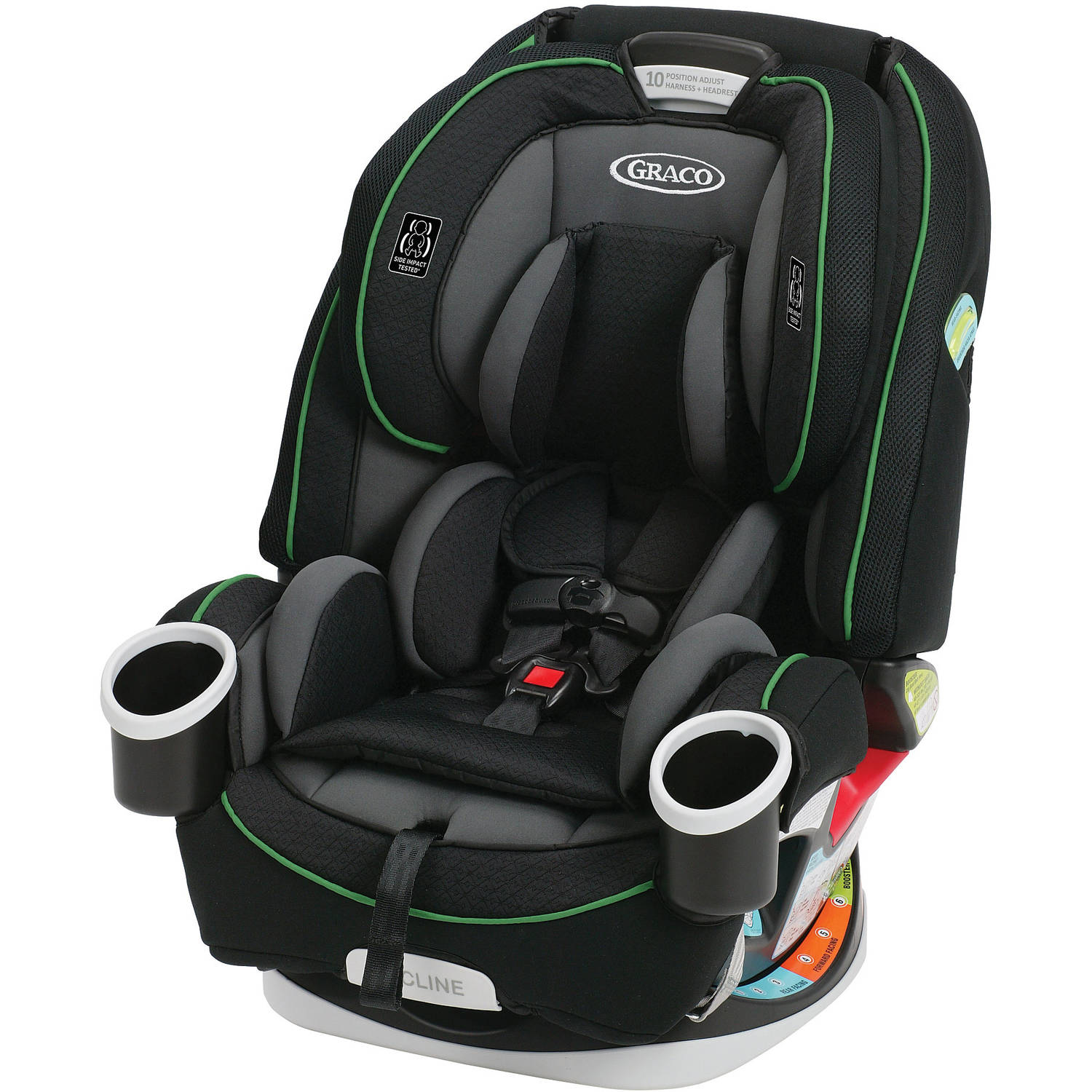Graco 4Ever All-in-1 Convertible Car Seat, Dunwoody