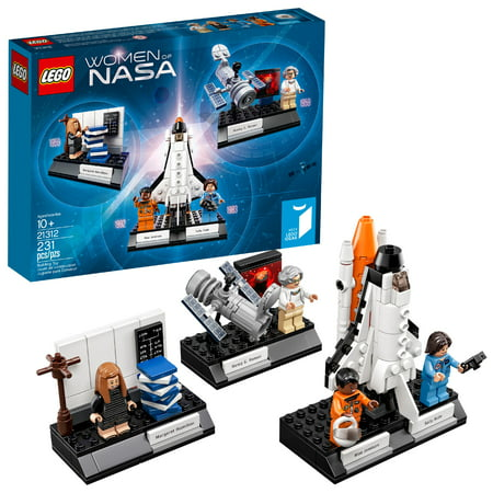 LEGO Ideas Women of NASA Building Set 21312 (231