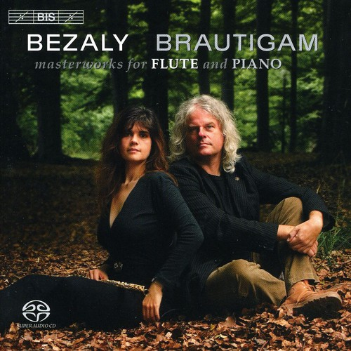 Bezaly Brautigam Masterworks for Flute and Piano [SACD] by