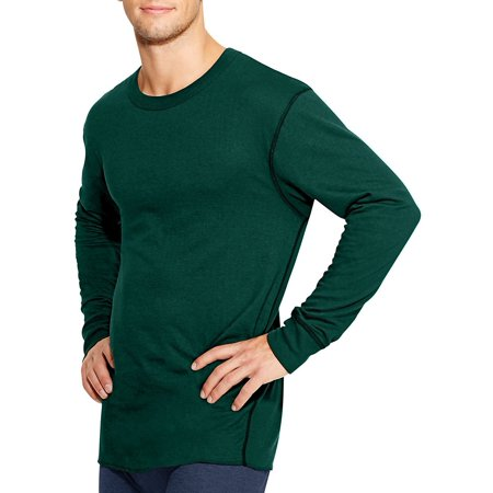 Duofold Men's Mid Weight Wicking Crew Neck Top Champion Base Layer