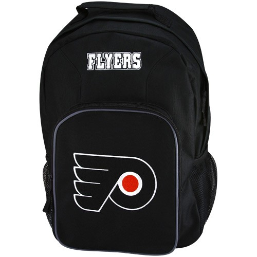 Philadelphia Flyers Southpaw Backpack - Black - No Size