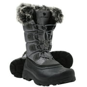 ArcticShield Women's Polar Waterproof Insulated Cold Rated Winter Snow Boots
