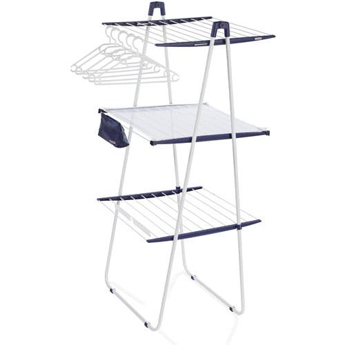 Leifheit Tower 200 Deluxe Indoor and Outdoor Drying Rack