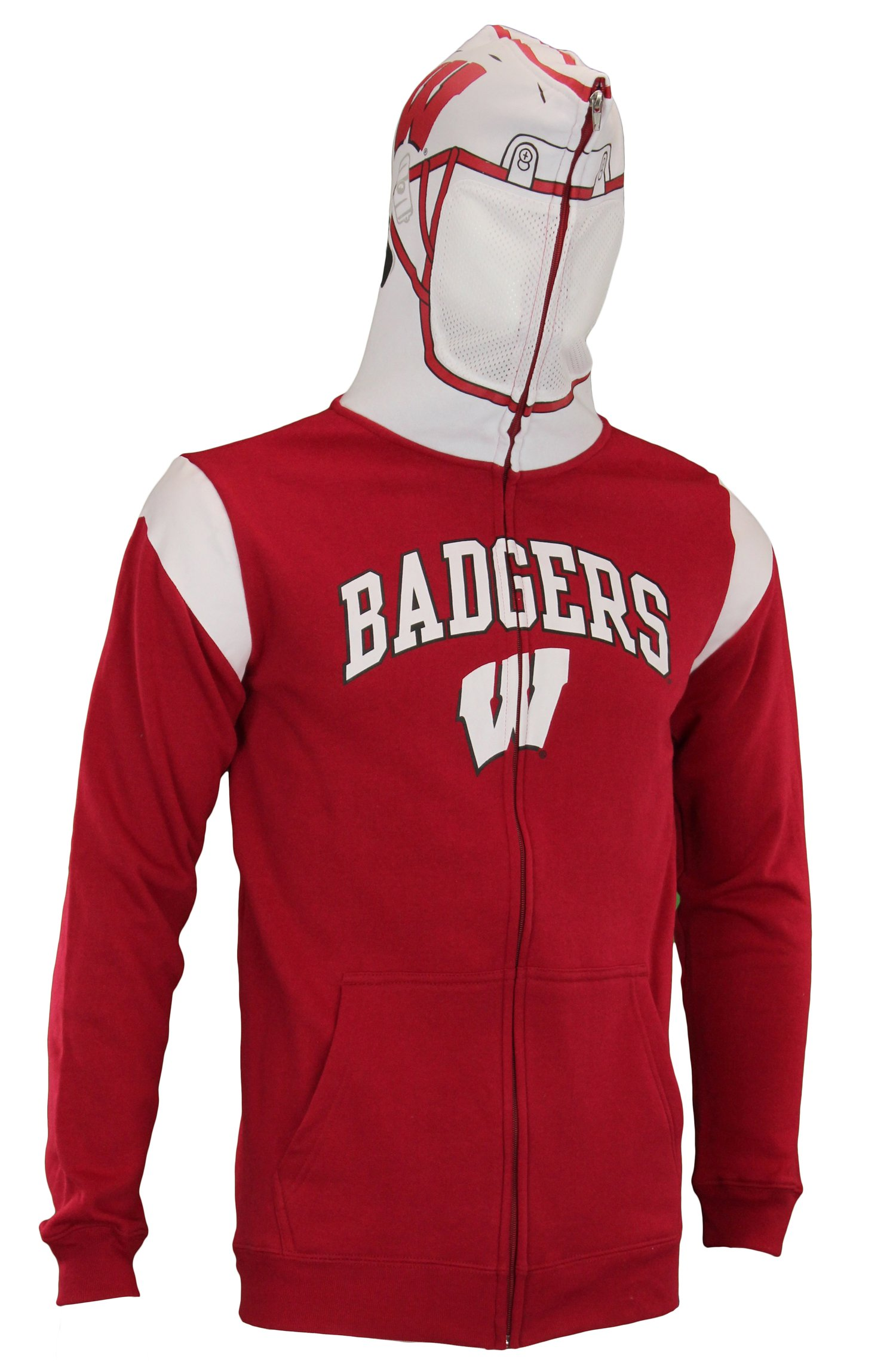 NCAA Stated Full Zip Hoodie