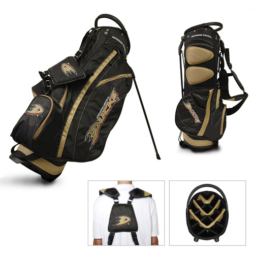 Team Golf NHL Anaheim Ducks Fairway Golf Stand Bag by Generic