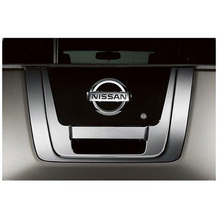 Nissan 999M1-WQ100 Chrome Tailgate Accent Nissan -