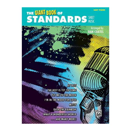 Funny Valentine Sheet Music (The Giant Book of Standards Sheet Music )
