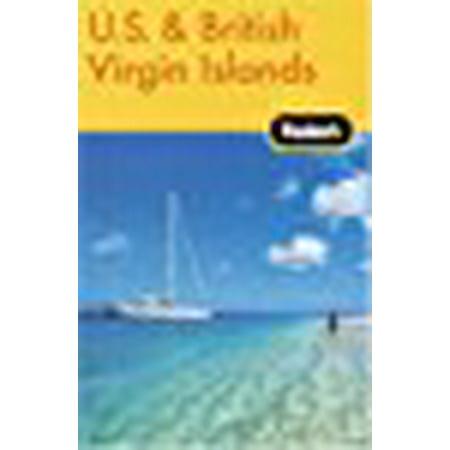 Fodor's US and British Virgin Islands, 17th