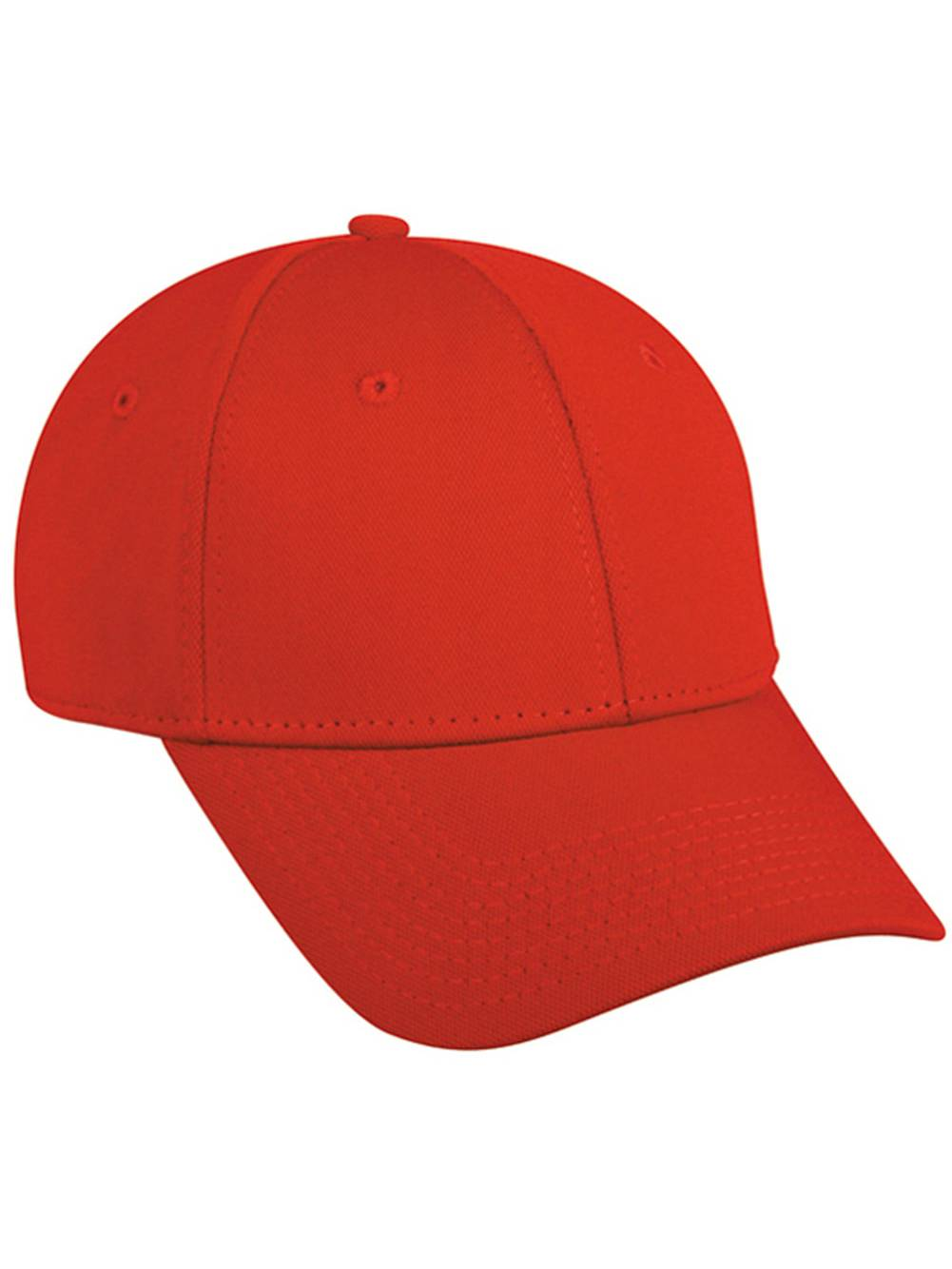 7909c7a29 Fit All Flex Fitted Hat Large- X Large, Red