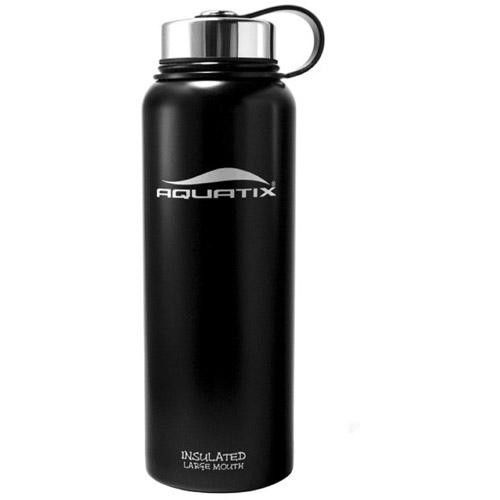 Aquatix Large Mouth 41-oz Water Bottle