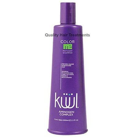 kuul matizant shampoo for blonde, silver or highlighted hair 32
