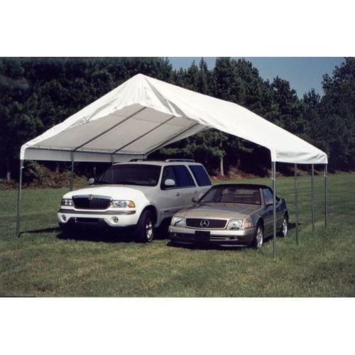 King Canopy Hercules Canopy Carport - 18 x 20 ft. - Walmart.com