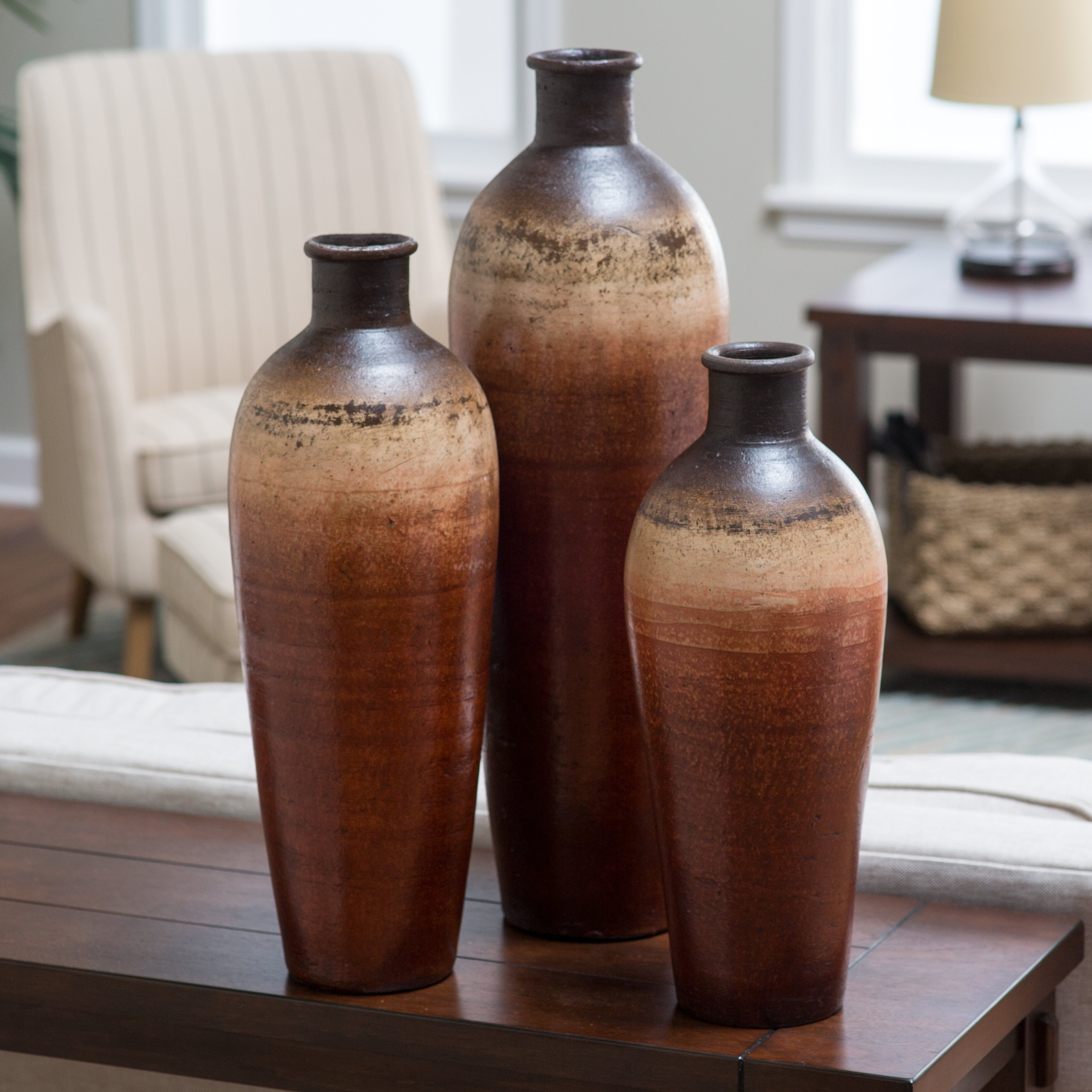 Juniper Valley Vases - Set of 3